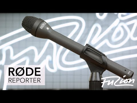 Rode Reporter Overview