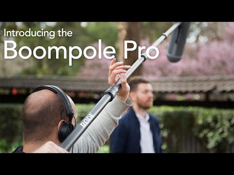 Introducing the Boompole Pro