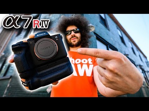 SONY a7R IV Real World Review   GOODBYE NIKON & CANON?!