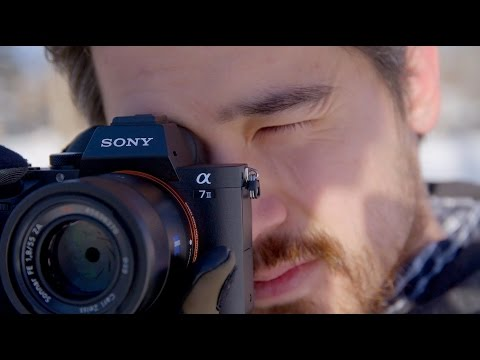 Sony A7 Mark II Hands-On Field Test (Featuring Kyle Marquardt)