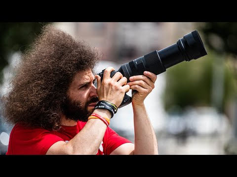 SIGMA 100-400 E-Mount REVIEW: The BEST SUPER ZOOM Lens for SONY