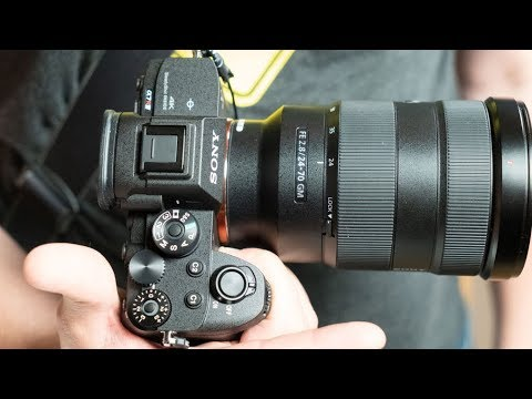 DPReview TV: Sony a7R IV Preview