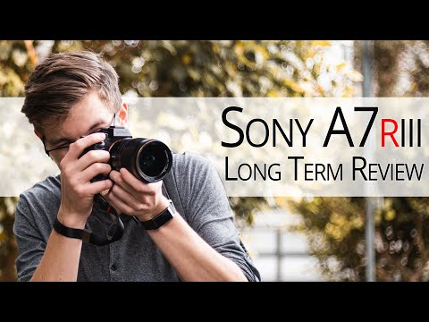 Sony A7riii Long Term Review