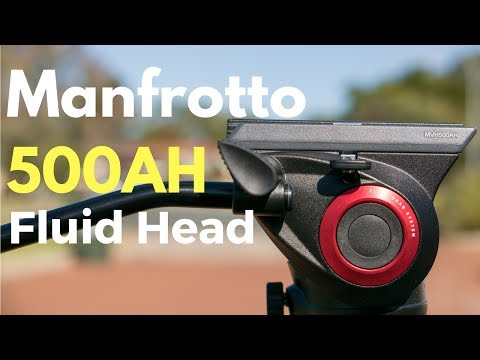 Manfrotto 500AH Review: The Best Value Fluid Video Head Money Can Buy?