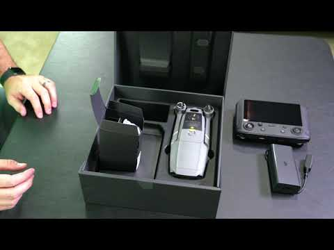 Mavic 2 Pro with Smart Controller Unboxing