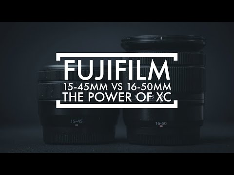 Fujifilm 15-45mm vs 16-50mm review -The hunt for Fuji's best wide-angle lens