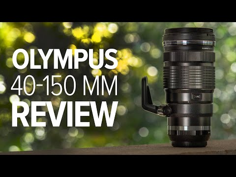 Review of the Olympus 40-150mm f/2.8 PRO Lens - the best zoom lens for micro four thirds!