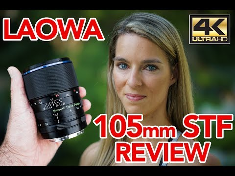 Laowa 105mm f2 STF Review | Buttery Bokeh Goodness [4K]