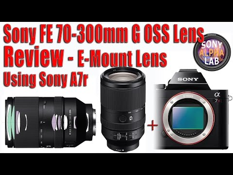 Sony FE 70-300mm G OSS Lens Review - Real World and Lab