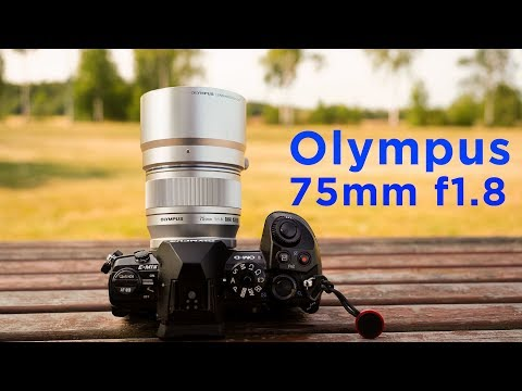 Olympus 75mm f1.8 - The MOST underrated lens?