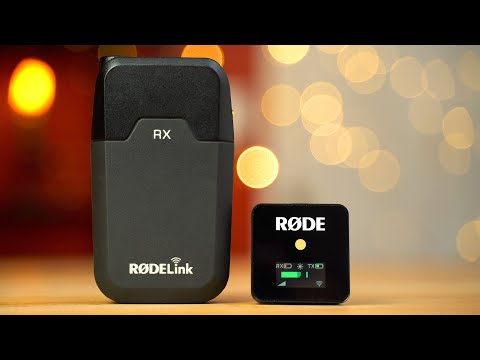 Rode Wireless GO vs RodeLink Filmmaker Kit