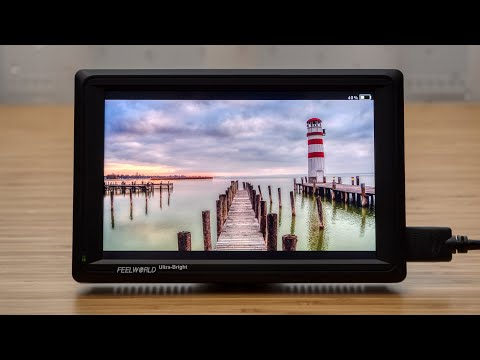 """Feelworld FW279 / FW279S - 7"""" 2200nit Monitor Review w/ Sony A7III"""
