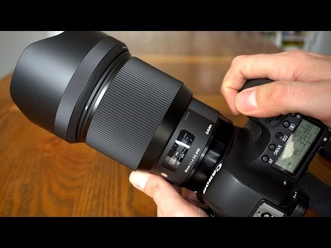 Sigma 85mm f/1.4 ART lens review with samples (Full-frame & APS-C)