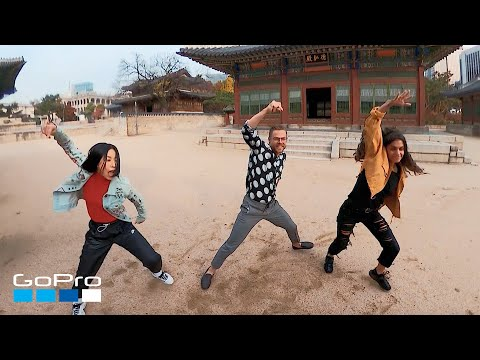 GoPro: Dance Through Seoul with Derek Hough