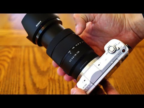 Sony E 18-135mm f/3.5-5.6 OSS (SEL18135) lens review with samples