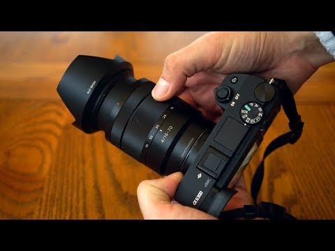 Sony Zeiss 16-70mm f/4 ZA OSS lens review with samples