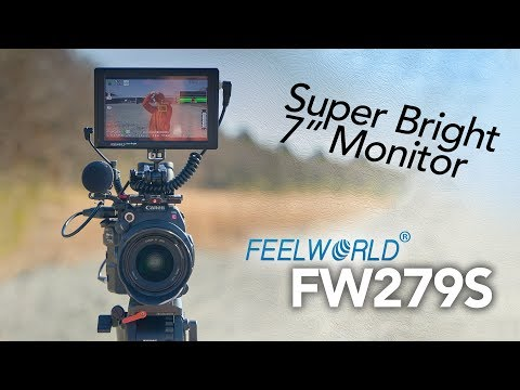 Super Bright, Affordable 7 Inch Monitor - Feelworld FW279S