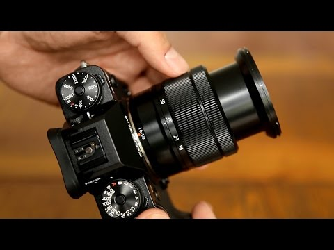 Fuji XC 16-50mm f/3.5-5.6 OIS lens review with samples