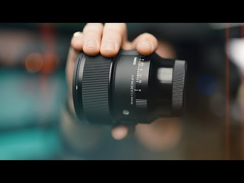 Introducing the NEW SIGMA 85mm f1.4 DG DN ART for Mirrorless (The Portrait Master)