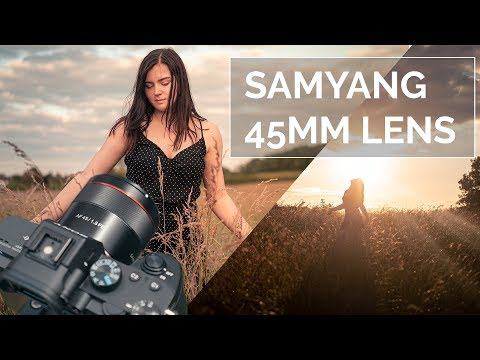 Samyang 45mm f1.8 Lens Review | Affordable and Fast
