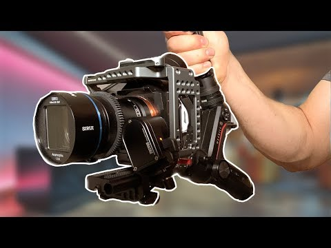 How To Use Follow Focus on Gimbal - Zhiyun Weebill S