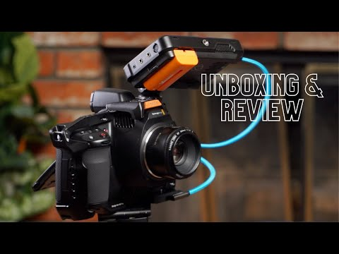 BMPCC 6K PRO : SMALLRIG CAGE UNBOXING & REVIEW