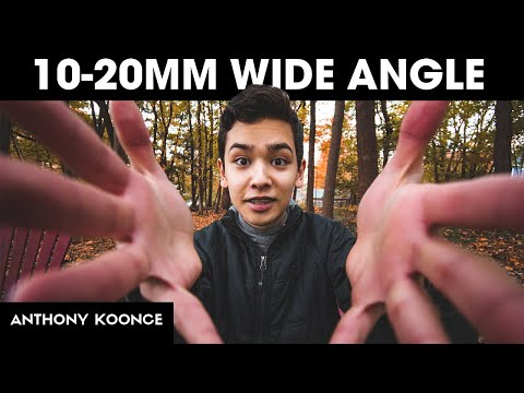 My NEW Wide Angle Lens!   Nikkor 10-20mm AF-P VR Test Shots and Review