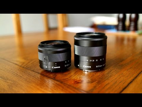 Canon EF-M 15-45mm f/3.5-6.3 IS STM lens review with samples