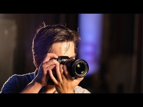 Fuji X-T2 Hands-On Field Test In New York City