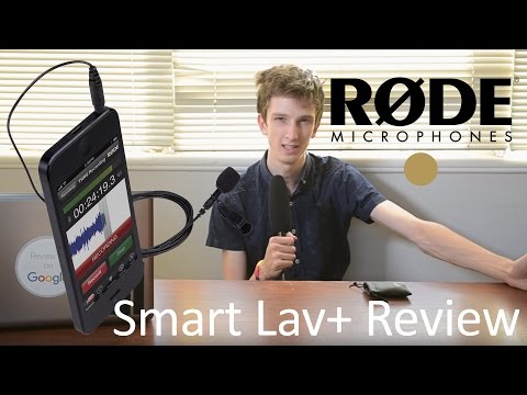 Use the Rode smartLav+ with ANDROID? - Rode smartLav+ Review