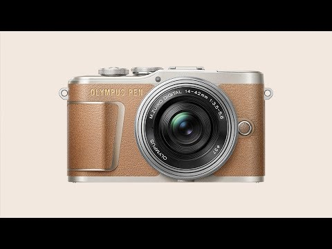 Introducing the NEW Olympus PEN E-PL9