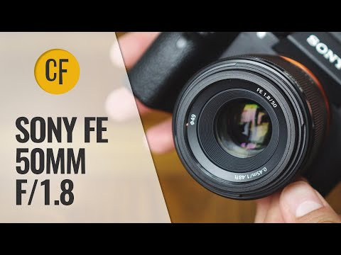 Sony FE 50mm f/1.8 lens review with samples (Full-frame and APS-C)