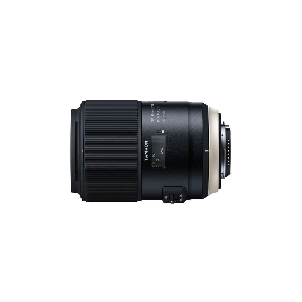 Tamron SP 90MM F/2,8 DI VC USD – Canon