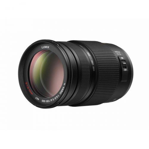 Panasonic DK G 100-300mm f/4-5.6