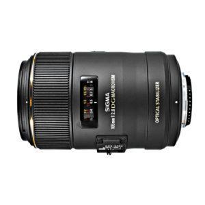 Sigma 105mm f/2.8 EX DG OS Macro – Nikon F