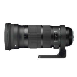 Sigma 120-300mm f/2.8 DG OS Sport HSM Canon + Camosuoja (Demolaite, Takuuta 58kk, Kunto K5, sis. ALV 24%) - Käytetty