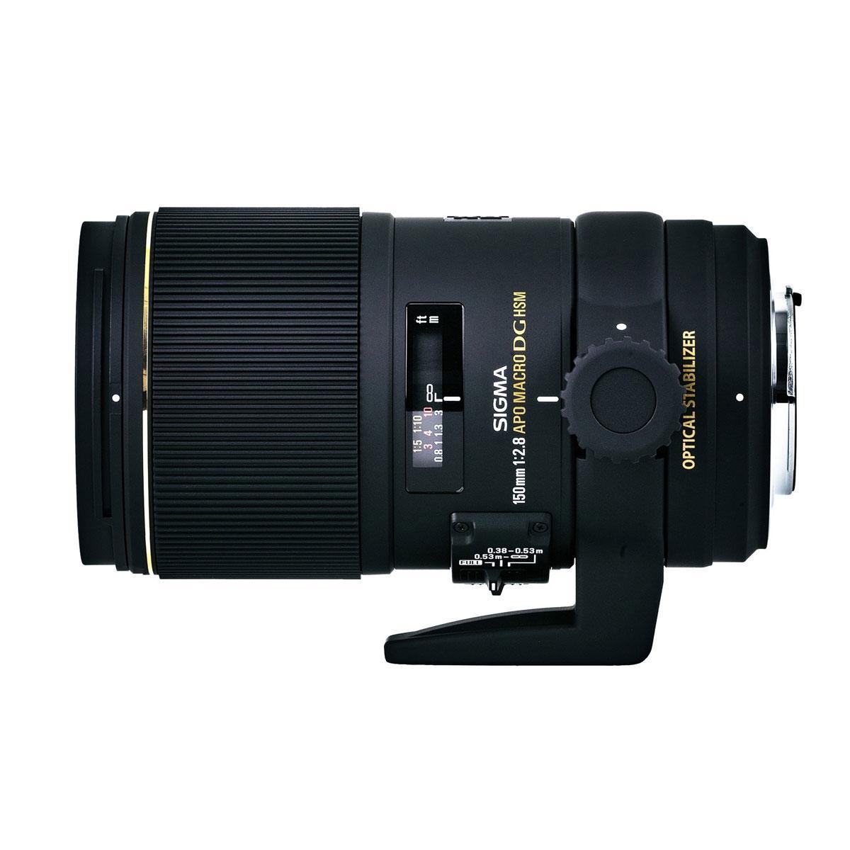Sigma 150mm f/2.8 OS EX DG HSM APO Macro – Sony A