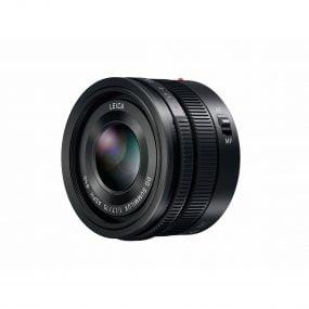 Panasonic Leica 15mm f/1.7 – Musta