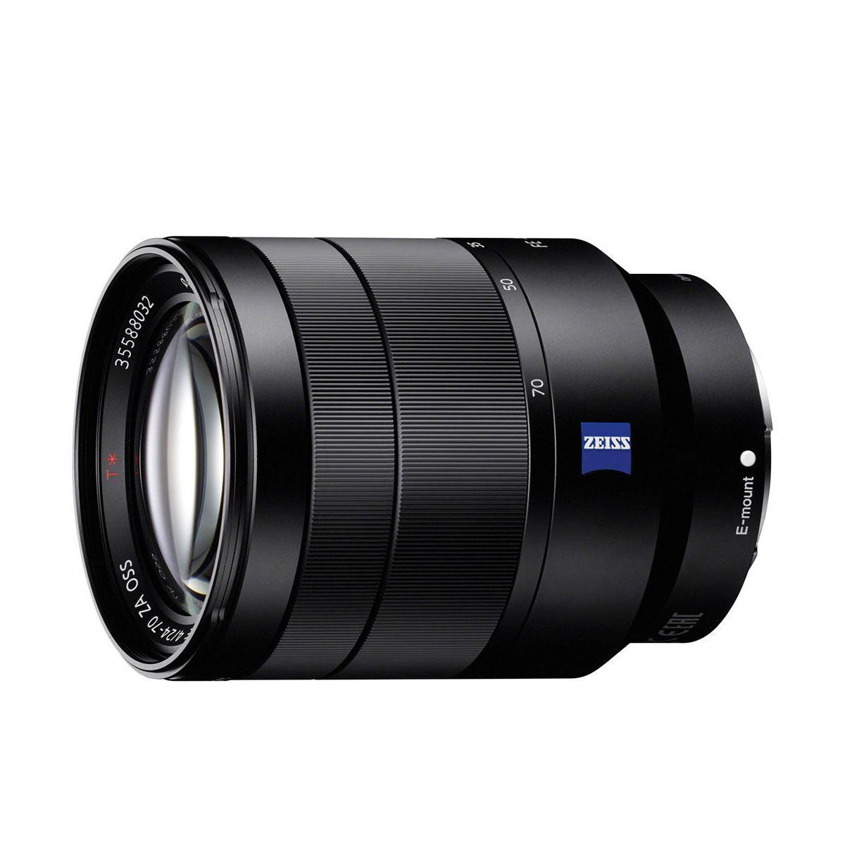 Sony Vario-Tessar T* FE 24-70mm F4 ZA OSS