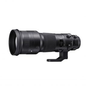 Sigma 500mm f/4 Sport – Canon Ef/EF-S