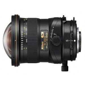 Nikon PC Nikkor 19mm F4E ED tilt-shift