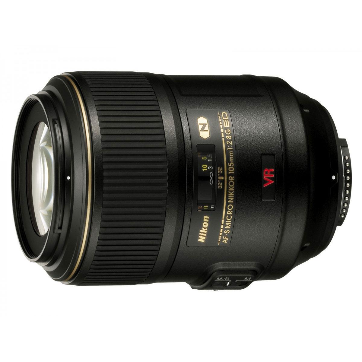 Nikon AF-S Micro-Nikkor 105mm f/2.8G IF-ED