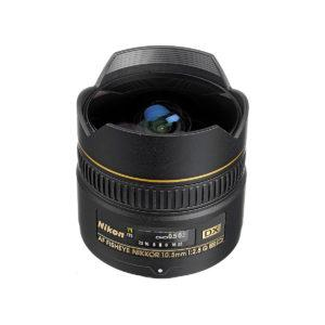 Nikon AF-S DX Nikkor Fisheye 10.5mm f/2.8G IF-ED