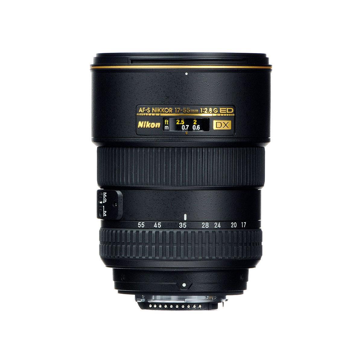 Nikon AF-S DX Nikkor 17-55 f/2.8G IF-ED