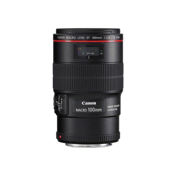 Canon EF 100mm f/2.8 Macro IS USM