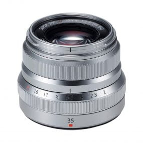 Fujinon XF 35mm f/2 WR – X-mount Hopea