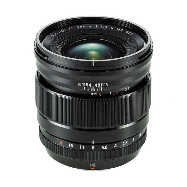 Fujinon XF 16mm f/1.4 R WR