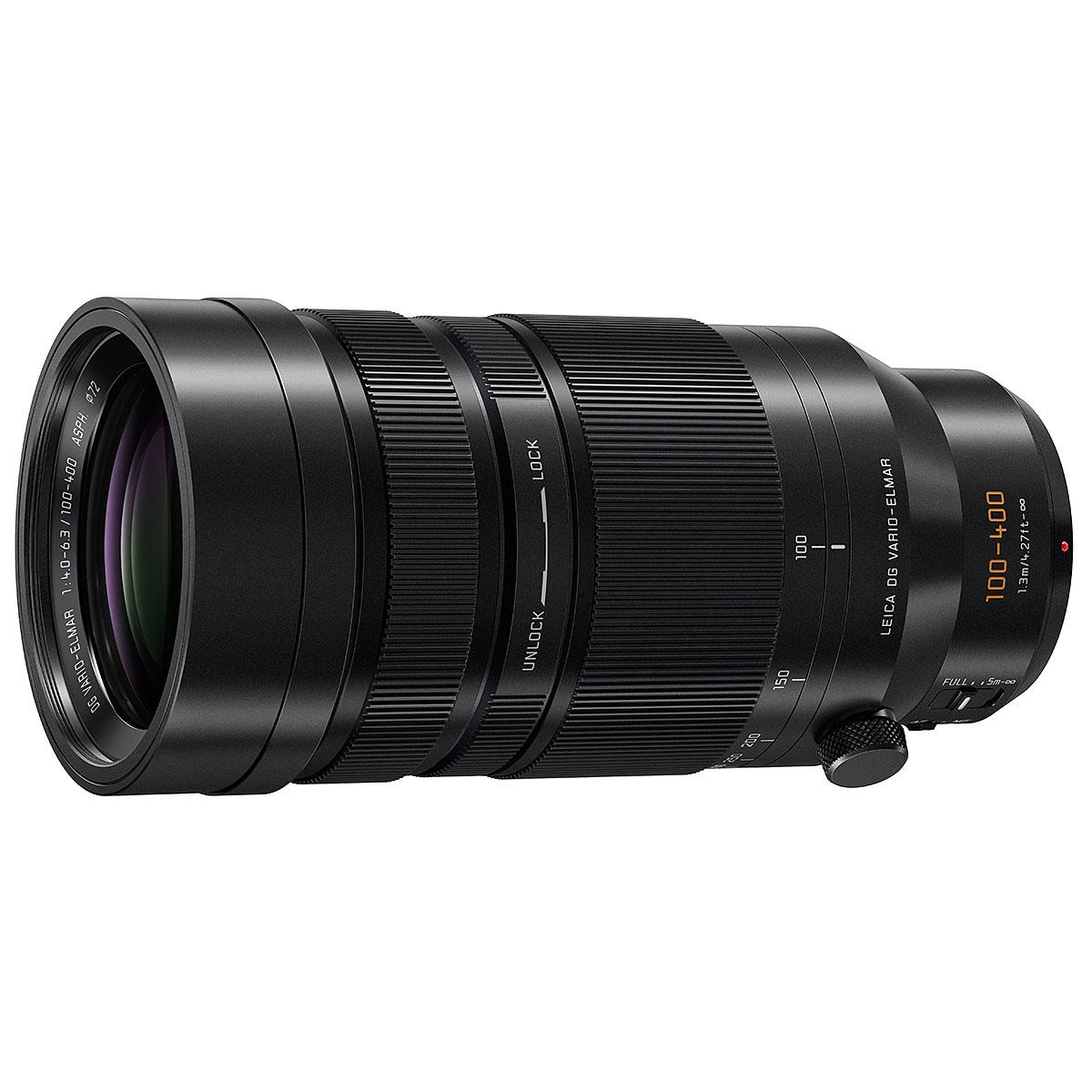 Panasonic Leica DG Vario-Elmar 100-400 mm f/4-6.3 Power O.I.S.