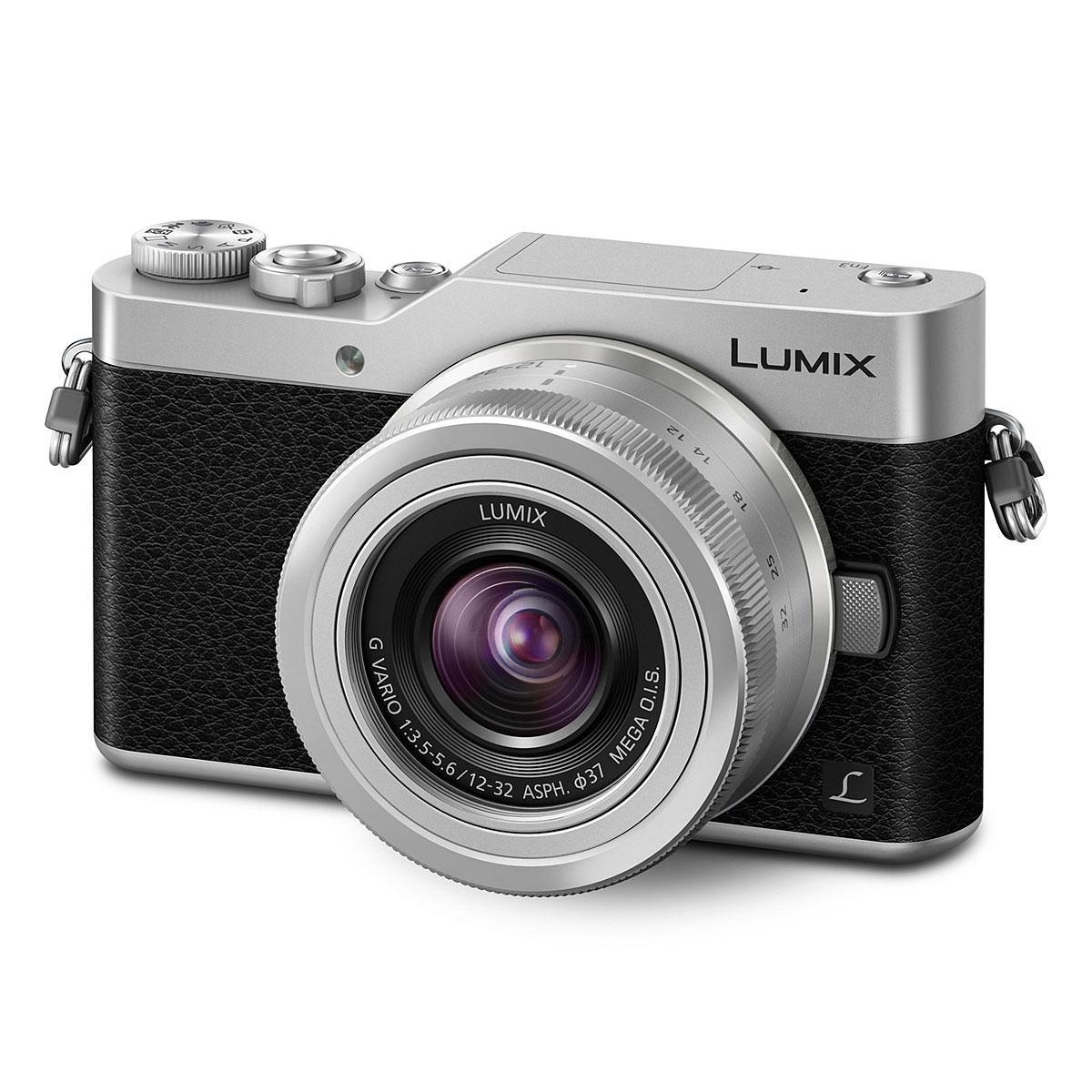 Panasonic Lumix DC-GX800 + 12-32/3,5-5,6 Hopea