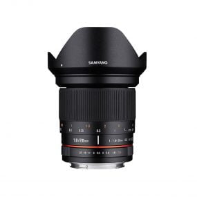 Samyang 20mm f/1.8 – Sony A